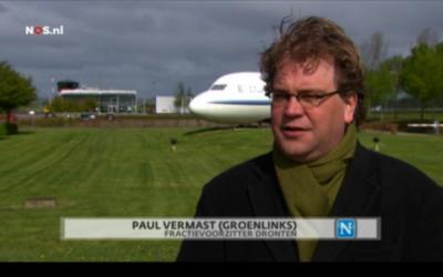 Nieuwsuur: Wordt Lelystad een spookvliegveld?