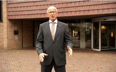 Reactie wethouder Bleeker MAC3PARK-filmpje
