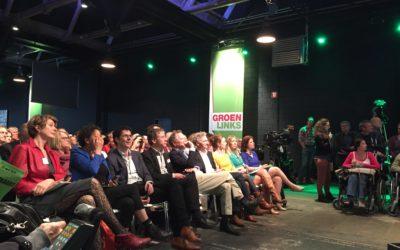 Jubelstemming op het partijcongres