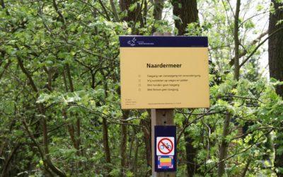 Waterliniepad: Weesp – Naarden