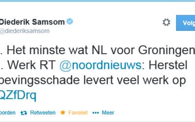 PvdA banenplan voor Groningen: meer gaswinning
