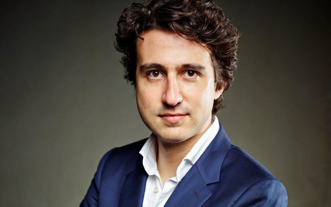 Jesse Klaver nieuwe partijleider