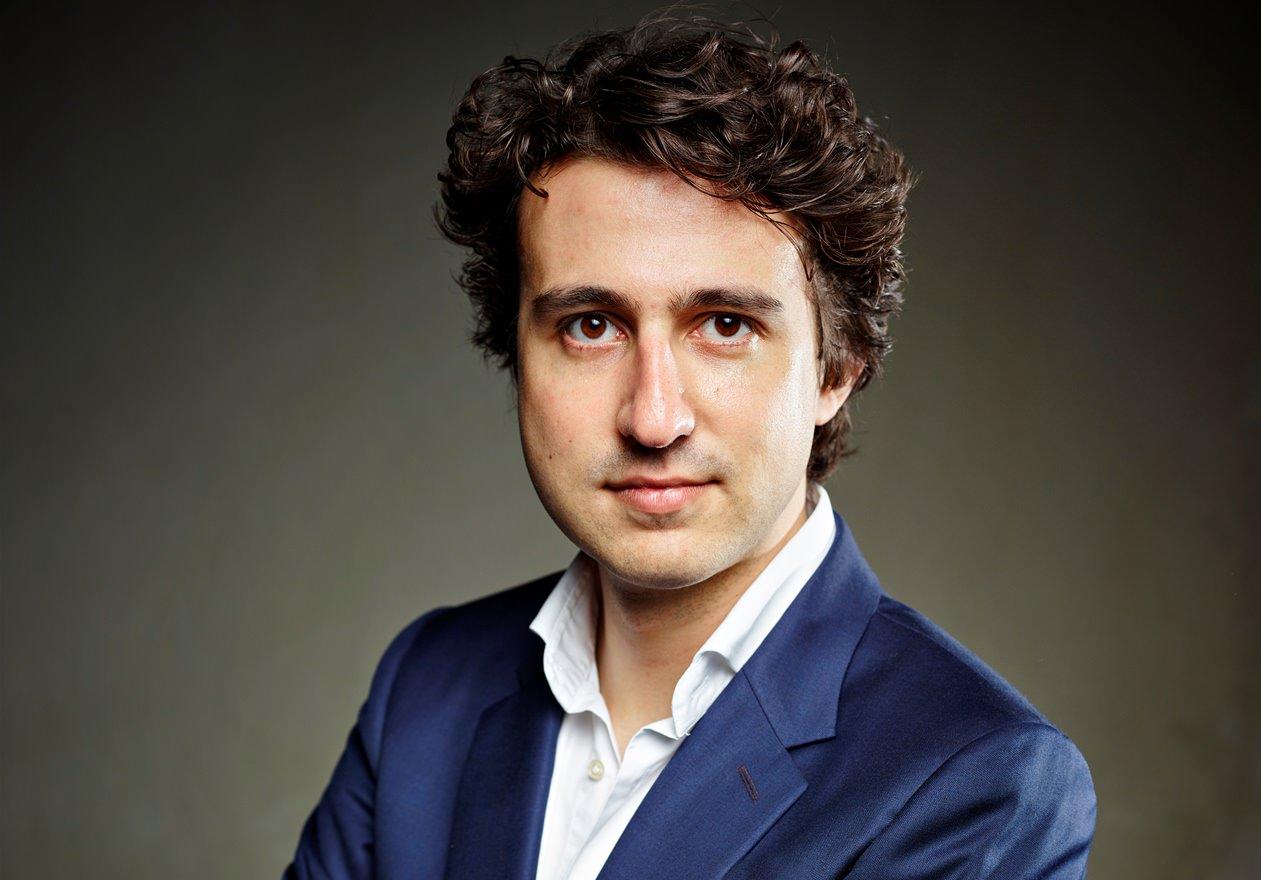 Jesse Klaver nieuwe partijleider   Paul Vermast