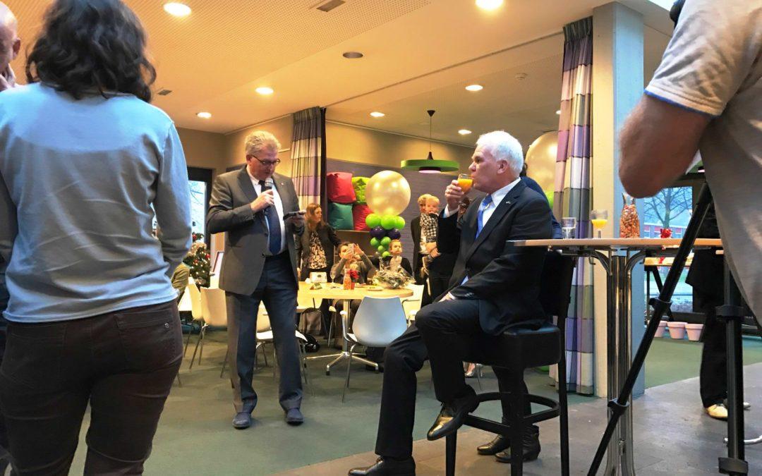 Afscheid van Hans Engelvaart