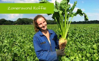 Zomeravond Koffie – Boeren natuur