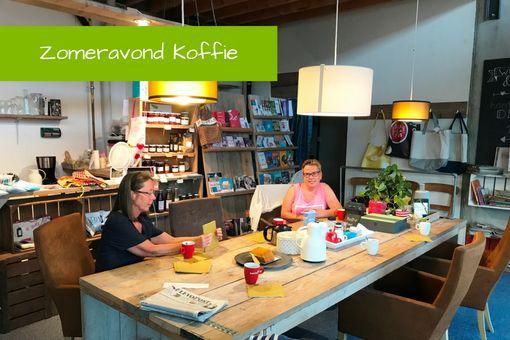 Zomeravond Koffie – Veilige haven in Suydersee