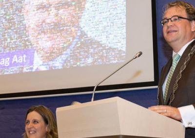 Paul Vermast - Afscheid burgemeester